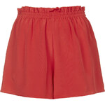 Topshop Silk Pull-On Shorts by Boutique