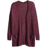 H&M Wide wool-blend cardigan