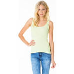 Tally Weijl Pastel Yellow Basic Vest Top