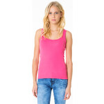 Tally Weijl Hot Pink Basic Vest Top