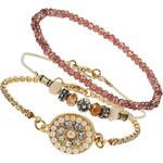 Topshop Faceted Bead Bracelet Set