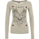 Terranova T-shirt with rabbit print