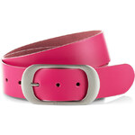 Esprit basic belt with oval buckle