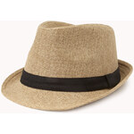 Forever 21 Iconic Woven Fedora