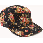 Forever 21 Funky Floral 5-Panel Hat