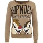 Terranova Sweatshirt with cartoon print