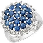 Stříbrný prsten se Zirkony Ag925 Charlotte