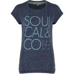 Tričko Soulcal True Logo dámské