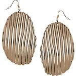 Cheap Monday Crisp Earrings - Gold