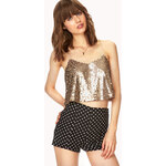 Forever 21 Dazzling Crop Top