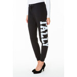 Tally Weijl Black Branded Sweat Pants