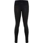 Tally Weijl Black & Silver Sequin Pants