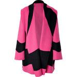 Agnona Cashmere Colorblocked Coat