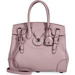 Ralph Lauren Collection Leather Soft Ricky Tote