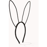 Forever 21 Quirky Bunny Ears Headband