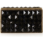 Topshop Diamante Clutch Bag
