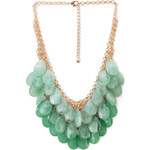 FOREVER21 Ombré Teardrop Necklace