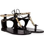 Ancient Greek Sandals Leather Chrysso Sandals