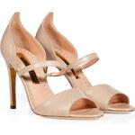 Rupert Sanderson Leather Ophelia Sandals