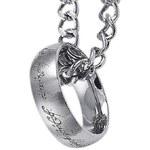 Kette mit Ringanhänger, Herr der Ringe, »Der eine Ring«