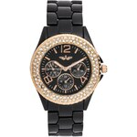 Softech DARWIN Uhr black rose gold