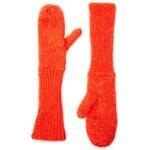 Cheap Monday Lurex Mitten Gloves