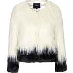 Topshop Fire and Ice Faux Fur Jacket by Unreal Fur