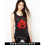 Freak Of Nature Total Anarchy Vest In Sequin