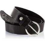 Guess Logo Leather Belt