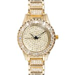ASOS Stone Set Boyfriend Watch