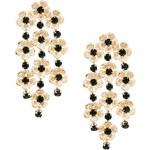 ASOS Floral Chandelier Earrings