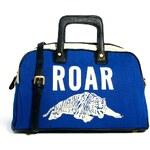 Pull&Bear Tiger Vintage Sports Bag