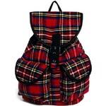 Pull&Bear Tartan Backpack