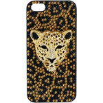Skinny Dip Skinnydip Leopard Bling iPhone 5 Case