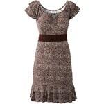 Úpletové šaty bonprix