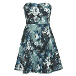 Topshop **Strapless Dress by WYLDR