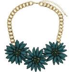 Topshop Spike Flower Collar