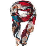 Viskóza Barevný šátek