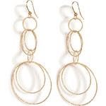 Carolina Bucci 18K Gold Gitane Chandelier Earrings