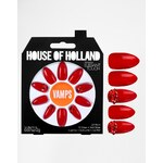 Eylure House Of Holland Nails By Elegant Touch - Vamps - Red