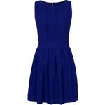 Topshop **Pleat Chiffon Dress by Wal G