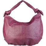 Dámská velká kabelka Segue, přes rameno - fialová