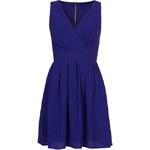 Topshop **Cross Bust Chiffon Dress by Wal G