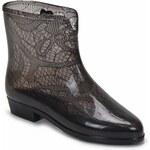 Mel Kotníkové boty ANKLE BOOTS SOCKS Mel