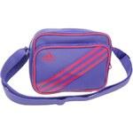 adidas 3 Stripe Enamel XS Messenger Bag BlastPurp/Pink N