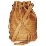 Topshop Embossed Check Duffle Bag