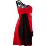 Šaty s jedním ramínkem`Šaty s jedním ramínkem bonprix