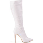 Perfect shoes Vysoké kozačky bílé Velikost: 40/25,5cm