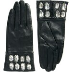 ASOS Leather Embellished Cuff Gloves