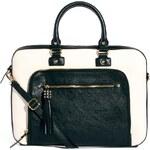 ALDO Parkers Tassel Trim Structured Work Bag